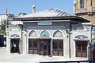 Turkey. Istambul. Asian side., Haydarpasa Railway station