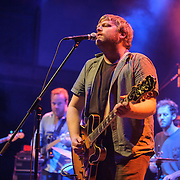 Paint Branch perform at the 9:30 Club opening for The Dismemberment Plan (photo by Kyle Gustafson)