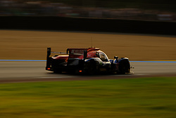 June 17, 2018 - Le Mans, Sarthe, France - GRAFF-SO24 ORECA 07 Gibson Driver JONATHAN HIRSCHI (CHE) in action during the 86th edition of the 24 hours of Le Mans 2nd round of the FIA World Endurance Championship at the Sarthe circuit at Le Mans - France (Credit Image: © Pierre Stevenin via ZUMA Wire)