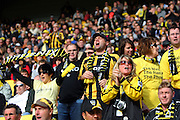Phoenix fans. A-League football - Wellington Phoenix v Central Coast Mariners at Westpac Stadium, Wellington. Sunday, 22 August 2010. Photo: Dave Lintott/PHOTOSPORT