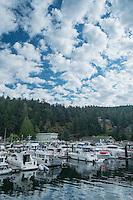 Rosario Resort Marina, Orcas Island, Washington