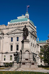 Indiana State Capitol building, Indianapolis, Indiana, United States of America
