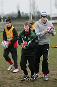 Saracens Kicking Clinic. Hertford RFC. 03-01-2008