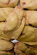 Belo Horizonte_MG, Brasil...Festival Gastronomico Sabor e Saber, na foto detalhe de foie gras...The Gastronomic Festival Sabor e Saber, in this photo some foie gras...Foto: BRUNO MAGALHAES / NITRO