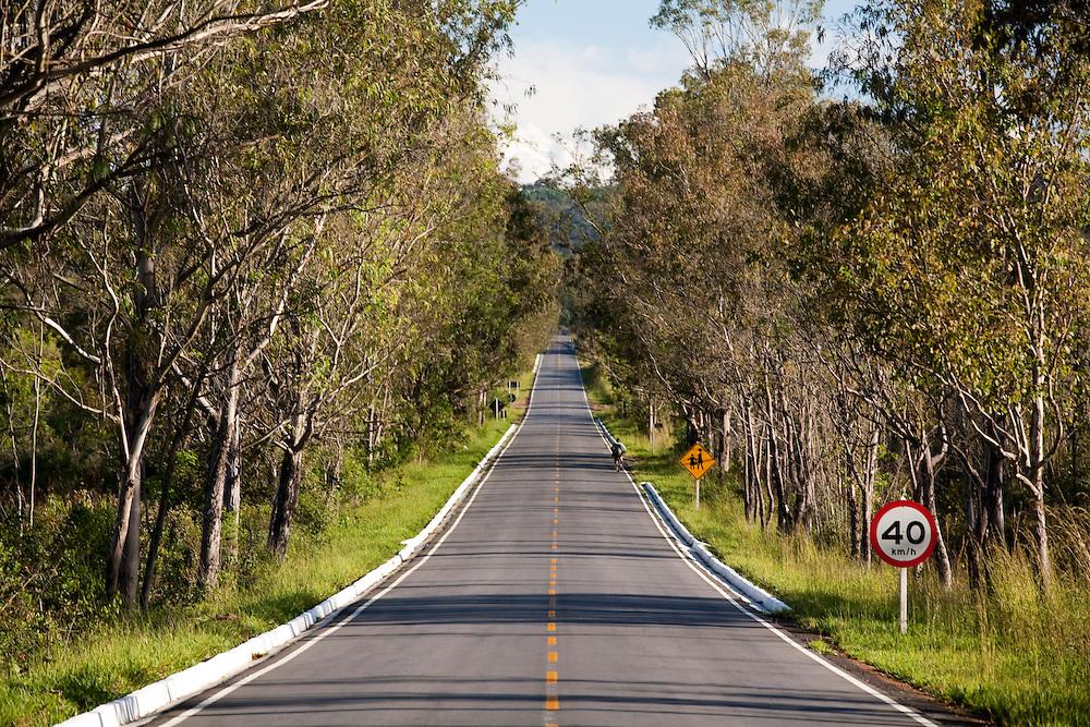 Itapecerica_MG, Brasil...Rodovia MG 50 em Itapecerica...The highway MG 50  in Itapecerica. ..Foto: LEO DRUMOND / NITRO