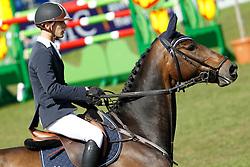 Kuipers Doron (NED) - Veyron<br /> Nederlands Kampioenschap Springen CH Mierlo 2010<br /> © Hippo Foto - Leanjo de Koster