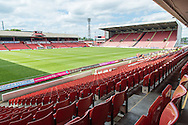 A general view of Oakwell, Barnsley prior to the Sky Bet League 1 Playoff Semi Final First Leg between Barnsley and Walsall<br /> Picture by Matt Wilkinson/Focus Images Ltd 07814 960751<br /> 14/05/2016
