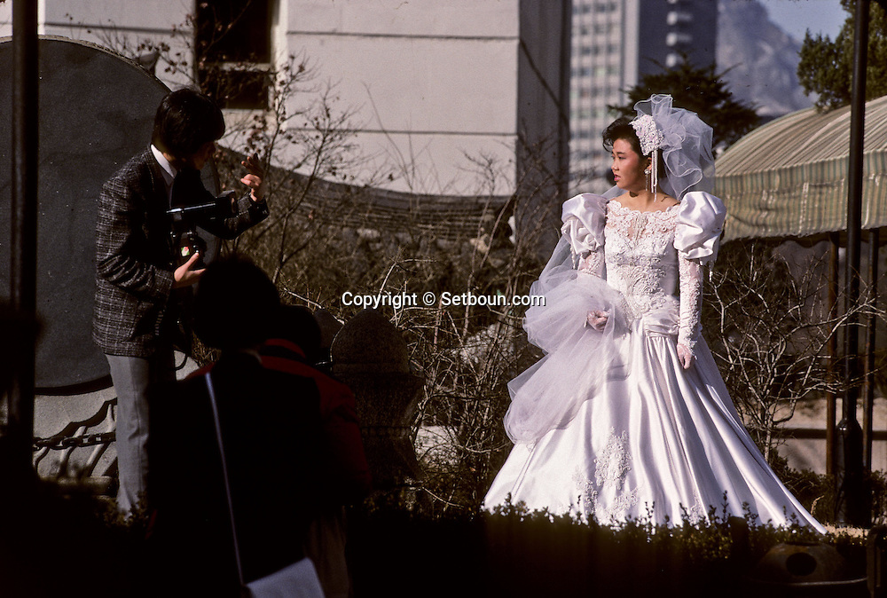 Wedding in Seoul. ///40 Mariage a  Seoul;      L2734  /  R00030  /  P0003341