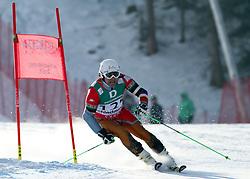 14.02.2013, Reiteralm, Pichl-Preunegg, Schladming, AUT, FIS Weltmeisterschaften Ski Alpin, Qualifikation Riesenslalom,  Herren, 1. Durchgang, im Bild Hubertus Von Hohenlohe (MEX) // Hubertus Von Hohenlohe of Mexico in action during 1st run of mens Giant Slalom Qualification Race at the FIS Ski World Championships 2013 at the Reiteralm Course, Pichl-Preunegg, Schladming, Austria on 2013/02/14. EXPA Pictures © 2013, PhotoCredit: EXPA/ Martin Huber