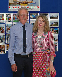 Pictured at the Louisburgh Twinning event last week, were Peter and Geraldine O&rsquo;Malley.<br /> Pic Conor McKeown