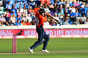 Jason Roy of England batting during the International T20 match between England and India at the SWALEC Stadium, Cardiff, United Kingdom on 6 July 2018. Picture by Graham Hunt.
