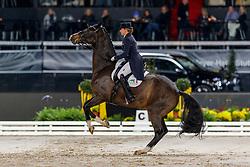 Schneider Dorothee, GER, Faustus<br /> Stuttgart - German Masters 2019<br /> © Hippo Foto - Stefan Lafrentz