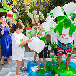 Nickelodeon Slime Cup Launch Sea World 2017