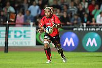Jerry COLLINS - 06.09.2008 - Mont de Marsan / Toulon - 3e Journee Top 14<br />Photo : Manuel Blondeau / AOP Press / Icon Sport