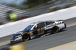July 20, 2018 - Loudon, New Hampshire, United States of America - Aric Almirola (10) takes to the track to practice for the Foxwoods Resort Casino 301 at New Hampshire Motor Speedway in Loudon, New Hampshire. (Credit Image: © Justin R. Noe Asp Inc/ASP via ZUMA Wire)