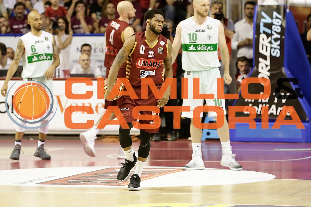Marquez Haynes<br /> Umana Reyer Venezia - Sidigas Scandone Avellino<br /> Lega Basket Serie A 2016/17 Semifinali Gara 01<br /> Venezia, 26/05/2017<br /> Foto Ciamillo-Castoria / M. Brondi