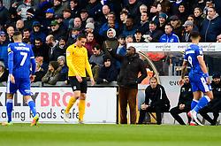 Southend United manager sol Campbell  - Mandatory by-line: Dougie Allward/JMP - 07/12/2019 - FOOTBALL - Memorial Stadium - Bristol, England - Bristol Rovers v Southend United - Sky Bet League One