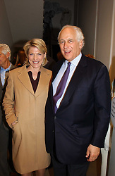 SIR EVELYN & LADY DE ROTHSCHILD at 'A Night at Crumbland' an evening to celebrate the launch of the Stella McCartnry and Robert Crumb collaboration aand the publication of the R.Crumb handbook, held at Stella McCartney, 30 Bruton Street, London W1 on 17th March 2005.<br /><br />NON EXCLUSIVE - WORLD RIGHTS