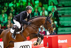 Greve Willem, NED, Grandorado TN<br /> Rolex Grand Slam of Showjumping<br /> The Dutch Masters - 'S Hertogenbosch 2019<br /> © Hippo Foto - Dirk Caremans<br /> 17/03/2019