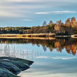 Autumn, Vansjø, Våler, Norway