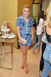 OLIVIA COX at the launch the Folli Follie Flagship store at 493 Oxford Street, London on 28th May 2015.