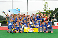 hockey, seizoen 2010-2011, 05-06-2011, leusden, finale shell landskampioenschappen C-jeugd, Ring Pass JC1 en MC1. Wannaars LK C-jeugd