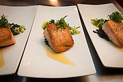 Pacific Salmon created by Matt Molina for Feast PDX