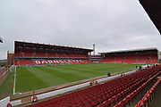 Barnsley FC ground Oakwell before the EFL Sky Bet Championship match between Barnsley and Fulham at Oakwell, Barnsley, England on 27 January 2018. Photo by Ian Lyall.
