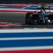 Formula 1 - United States Grand Prix 2014