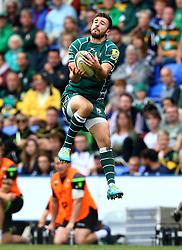 Tommy Bell of London Irish - Mandatory by-line: Robbie Stephenson/JMP - 24/09/2017 - RUGBY - Madejski Stadium - Reading, England - London Irish v Northampton Saints - Aviva Premiership