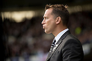 Derby County manager Darren Wassall before the Sky Bet Championship Playoff Semi Final First Leg at the iPro Stadium, Derby<br /> Picture by Russell Hart/Focus Images Ltd 07791 688 420<br /> 14/05/2016