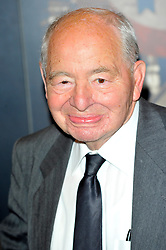 Colin Dexter at the  Crime Thriller Awards  in London, Thursday, 18th October 2012 Photo by: Chris Joseph / i-Images