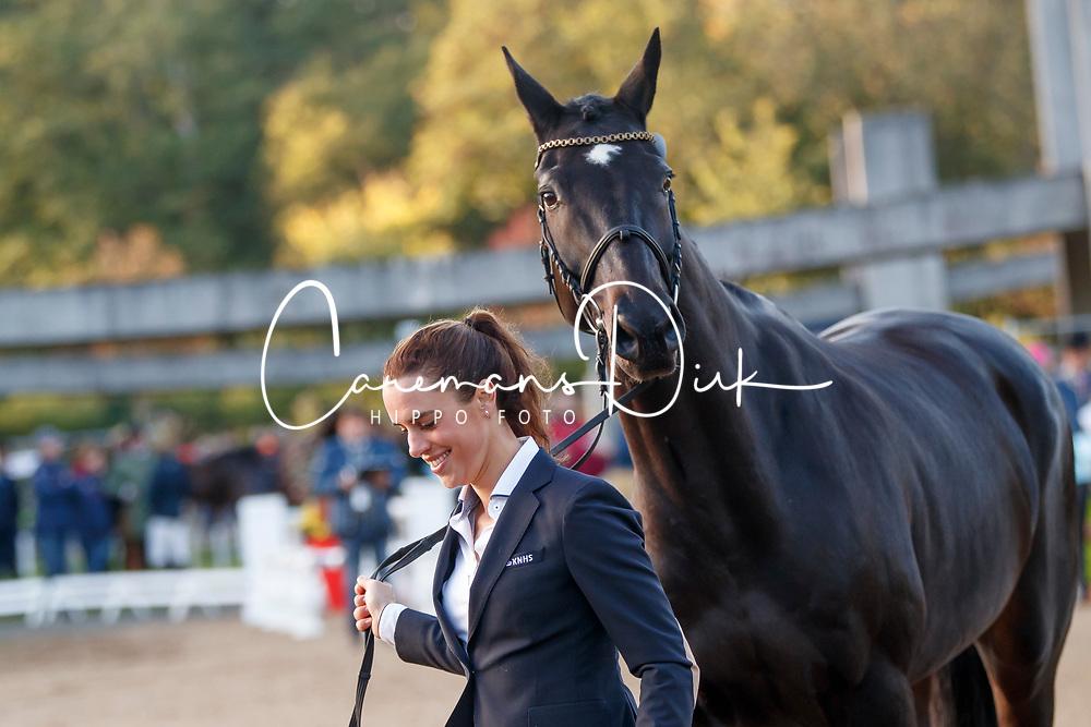 Blom Merel, NED, Giant Prospect BB<br /> Mondial du Lion - Le Lion d'Angers 2017<br /> &copy; Dirk Caremans<br /> 22/10/2017