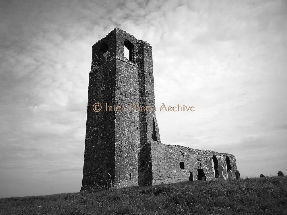 Skreen Church,  Skryne,  Meath, 1341,