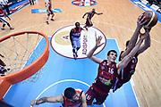 DESCRIZIONE : Final Eight Coppa Italia 2015 Desio Quarti di Finale Umana Reyer Venezia - Enel Brindisi<br /> GIOCATORE : Benjamin Ortner Tomas Ress<br /> CATEGORIA : special rimbalzo<br /> SQUADRA : Umana Venezia<br /> EVENTO : Final Eight Coppa Italia 2015 Desio<br /> GARA : Umana Reyer Venezia - Enel Brindisi<br /> DATA : 20/02/2015<br /> SPORT : Pallacanestro <br /> AUTORE : Agenzia Ciamillo-Castoria/GiulioCiamillo