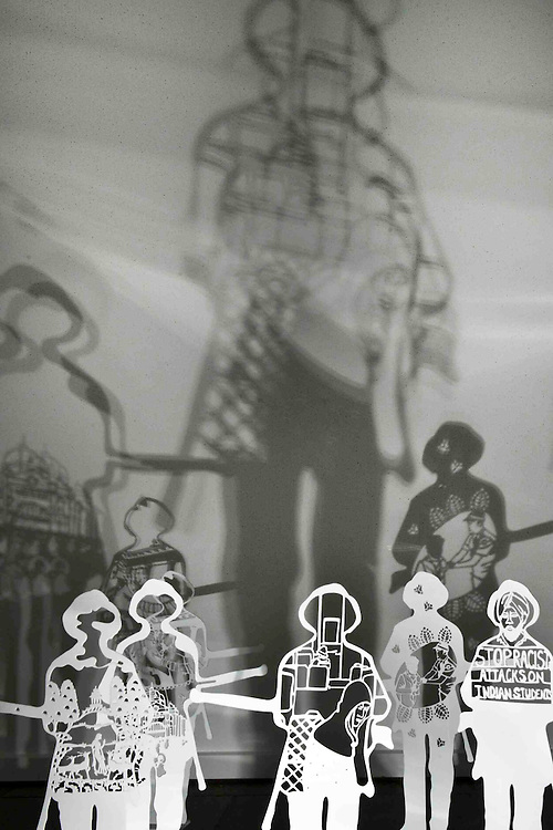 Exhibition at LUMA