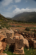Ancient Falassarna, Crete