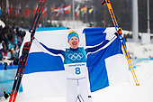 Olympics Pyeongchang Day 15