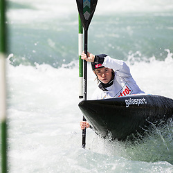 20180506: SLO, Kayak&Canoe - International Slalom race in Tacen