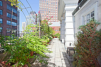 Patio Garden at 74 West 68th Street