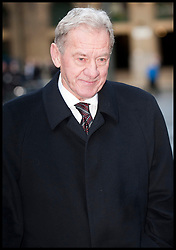 Milan Mandaric arrives for the trial of Tottenham Hotspur manager Harry Redknapp, 64, at Southwark Crown court on January 25, 2012, London. Mr Redknapp is faces charges of Tax Evasion dating back to between 2002 and 2004, when he was the Portmouth's manager. According to reports payments were made to Mr Redknapp's Monaco bank account in the name of his dog Rosie. Photo By i-images