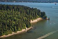 Stanley Park & Burrard Inlet & English Bay