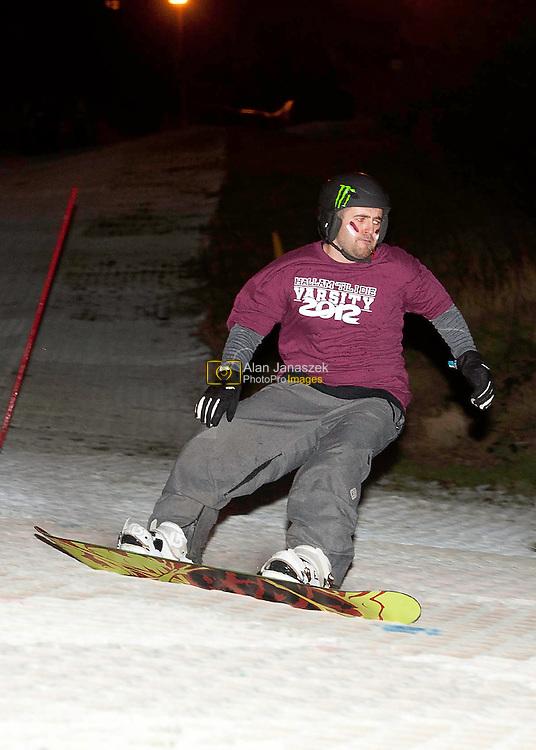 Winter Varsity 2012 Ski & Snowboard at Sheffield Ski Village