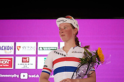 Second place for Alice Barnes (GBR) at Ladies Tour of Norway 2019 - Stage 2, a 131 km road race from Mysen to Askim, Norway on August 23, 2019. Photo by Sean Robinson/velofocus.com