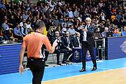 Pancotto Cesare<br /> Acqua San Bernardo Cantù - Dolomiti Energia Trentino<br /> Legabasket serieA 2019 -2020<br /> Desio, 20/10/2019<br /> Foto Ciamillo-Castoria/ Claudio Degaspari