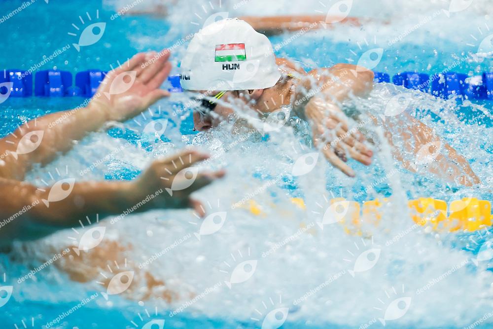 VERRASZTO David HUN<br /> Men's Medley 400m Final Silver Medal<br /> Day 17 30/07/2017 <br /> XVII FINA World Championships Aquatics<br /> Duna Arena Budapest Hungary  <br /> Photo &copy;A.Masini/Deepbluemedia/Insidefoto