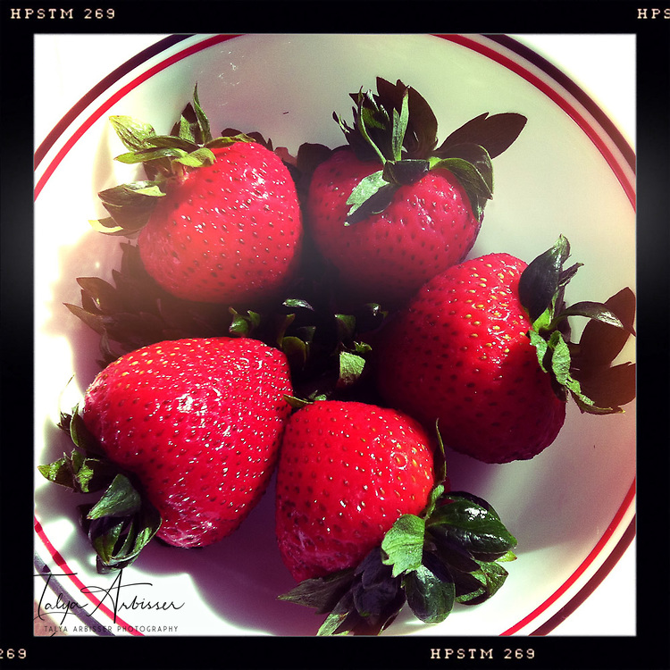 Bowl of strawberries - Houston, Texas