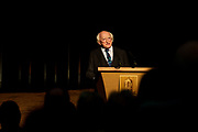 21/07/2018 repro free: President Michael D. Higgins speaking at the First Thought Talks strand at Galway International Arts Festival on Saturday July 21 in the Bailey Allen Hall in NUI Galway. The President launched this year&rsquo;s talks series with a reflection on the theme of home, which is the main theme of the talks. <br /> <br /> The First Thought Talks programme at GIAF features a series of interviews, conversations and debate which will examine the theme of home, curated by historian and archivist Catriona Crowe. First Thought Talks 2018 features 18 talks from academics, activists, architects, reporters, poets and writers with 43 participants including President Michael D. Higgins, Catherine Corless, Andrew O&rsquo;Hagan, John Lanchester, Sarah Hickson, Liz Fekete, Roy Foster, Tomi Reichental, Mitchell Joachim, Paula Meehan, Lucy McDiarmid and Diarmuid Ferriter amongst an extensive number of leading international voices and journalists from around the world. For more see www.giaf.ie<br /> <br /> Pictures: Andrew Downes/Xposure