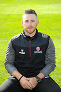 Fielding Coach Paul Tweddle portrait during the Somerset County Cricket Club PhotoCall 2017 at the Cooper Associates County Ground, Taunton, United Kingdom on 5 April 2017. Photo by Graham Hunt.