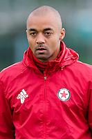 David Bellion - 08.10.2015 - Creteil / Red Star - match amical<br /> Photo : Andre Ferreira / Icon Sport